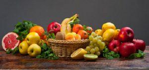שירותי הבריאות שיפור מערכת החיסון על ידי אכילת פירות