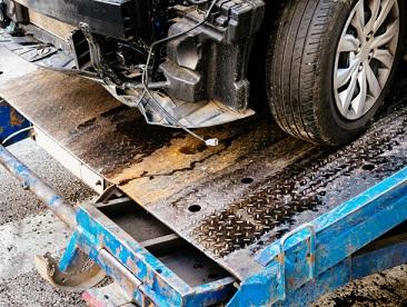 קניית רכב לאחר תאונה